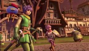 Foto Dragon Quest Heroes I-II Switch