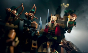 Foto Lego The Hobbit PT BR PSVita