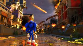 Foto Sonic Forces Nintendo Swicth