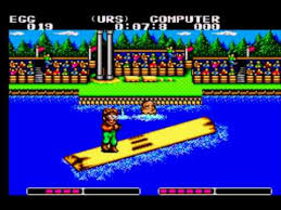 Foto World Games (Seminovo) Master System