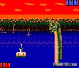 Foto Jurassic Park (Seminovo) Master System