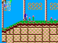 Foto Sonic Chaos (Seminovo) Master System