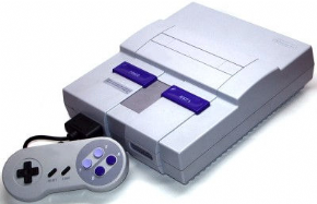Foto Super Nintendo Entertainment System Na Caixa (Seminovo)