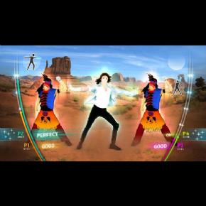 Foto Michael Jackson (Seminovo) Wii