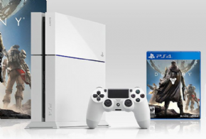 Foto Sony Playstation 4 - Bundle Destiny + 3 Anos de Garantia ZG!