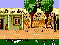 Foto Rambo III (Seminovo) Master System