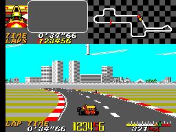Foto Super Monaco GP II (Seminovo) Master System