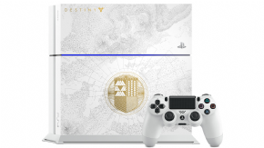 Foto Sony Playstation 4 - Destiny Taken King 1TB + 3 Anos de Garantia ZG! (Seminovo)