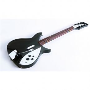 Foto Guitarra RickenBacker 325 Rock Band The Beatles PS3 (Seminovo)