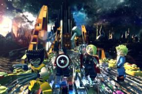 Foto LEGO Marvel Super Heroes PS4 - Seminovo