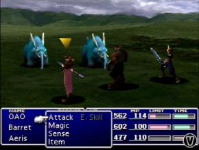 Foto Final Fantasy VII International (Seminovo) PS1