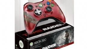 Foto Controle Wireless XBOX 360 Personalizado Tomb Raider (Seminovo)