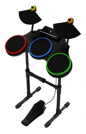 Foto Guitar Hero World Tour Bundle -XBOX 360 (Seminovo)