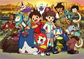 Foto Yo-kai Watch 2: Bony Spirits 3DS