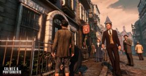 Foto Crimes and Punishments: Sherlock Holmes PS3