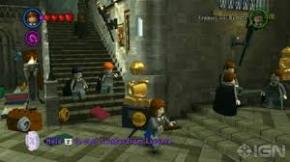 Foto Lego Harry Potter Years 1-4 (Seminovo) Wii