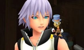 Foto Kingdom Hearts 3D - Dream Drop Distance (Seminovo) 3DS