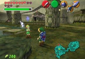 Foto The Legend of Zelda:Collectors 2 em 1 (Seminovo)