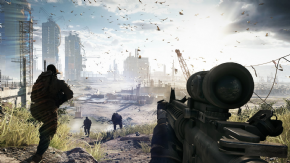 Foto Battlefield 4 MIDIA DIGITAL PS4