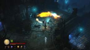 Foto Diablo III Reaper of Souls MIDIA DIGITAL PS4