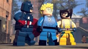 Foto Lego Marvel Super Heroes MIDIA DIGITAL PS4