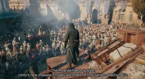 Foto Assassins Creed Unity MIDIA DIGITAL PS4