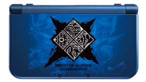 Foto New Nintendo 3DS XL Bundle Monster Hunter + 3 Anos de Garantia ZG!