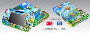 Foto Adesivo 01 - Wii U