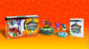 Foto Kit Skylanders Giants - Starter Pack - PS3