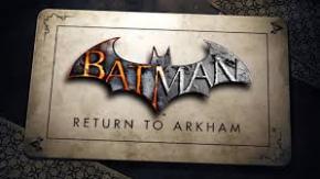 Foto Batman: Return to Arkham PS4