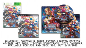 Foto BlazBlue: Continuum Shift EXTEND Limited Edition PS3