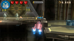 Foto LEGO Star Wars III: The Clone Wars (Seminovo) 3DS