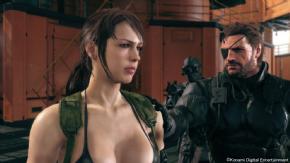 Foto Metal Gear Solid V: The Phantom Pain (Seminovo) XBOX ONE