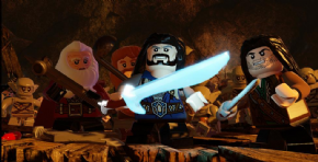 Foto Lego The Hobbit PT BR (Seminovo) PS4