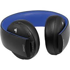 Foto Headset 7.1 Gold SONY (Seminovo)