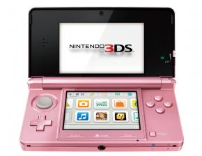Foto Nintendo 3DS Coral Pink + 3 Anos de Garantia ZG! (Seminovo) PROMOÇÃO