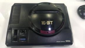 Foto Mega Drive I 16-BIT Na Caixa (Seminovo)