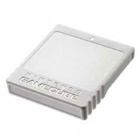 Foto Memory Card Original 1019 Blocos Game Cube (Seminovo)