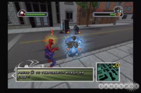 Foto Spider Man (Seminovo) Game Cube