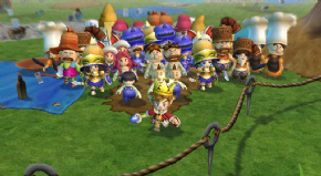Foto Little Kings Story Nintendo WII - Seminovo