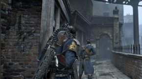 Foto The Order 1886 MIDIA DIGITAL PS4