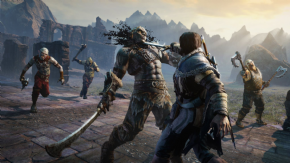 Foto Shadow of Mordor Game of The Year Edition MIDIA DIGITAL PS4