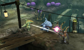 Foto Heroes of Ruin (Seminovo) 3DS