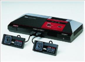 Foto Sega Master System I (Seminovo)