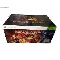 Foto Controle Arcade Mortal Kombat IX XBOX 360 (Seminovo)