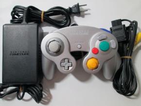 Foto Nintendo Game Cube - Prata Destravado (Seminovo)