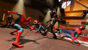 Foto Spider-Man - Edge of Time (Seminovo) XBOX 360