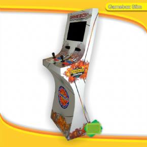 Foto Maquina Fliperama GameBox Slim - Entrar em contato antes da Compra!