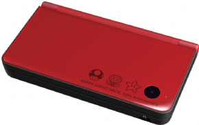Foto Nintendo DSi XL Edição Limited 25 Th Anniverary (Seminovo) + 1 Ano de Garantia ZG!