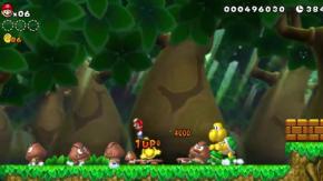 Foto New Super Mario Bros. U Wii U - Seminovo